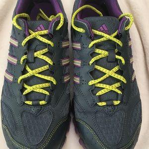 Women's Adidas Kanadia TR trail shoe size 11